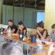 groupe atelier d'oenologie parler du vin