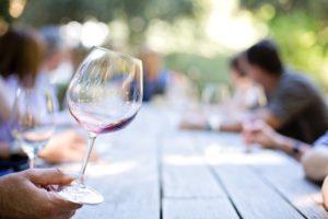 animation oenologie par l'école du vin